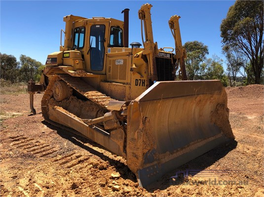 1990 Caterpillar D7H Heavy Machinery for Sale