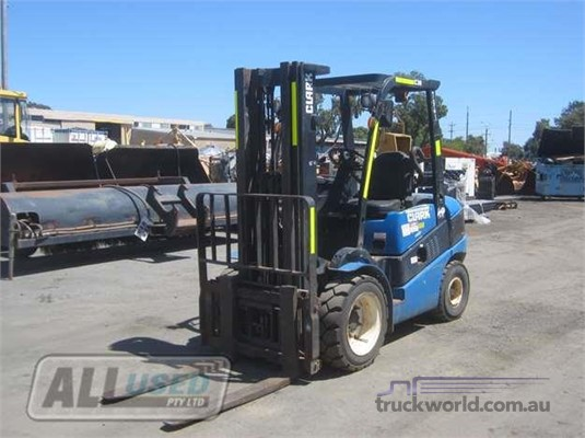 2007 Clark C30D Forklifts for Sale