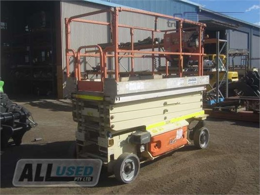 2011 Jlg 2646ES - Heavy Machinery for Sale