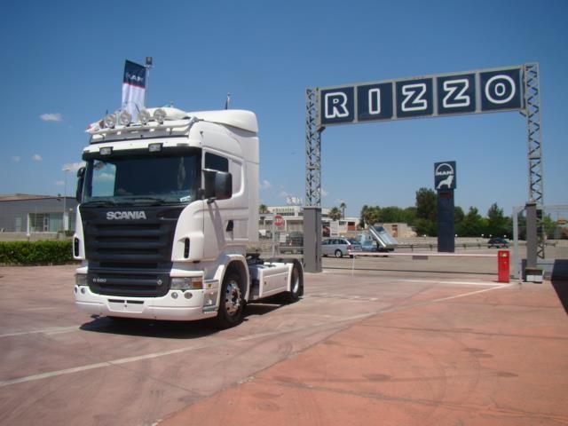 Scania R580 Usato