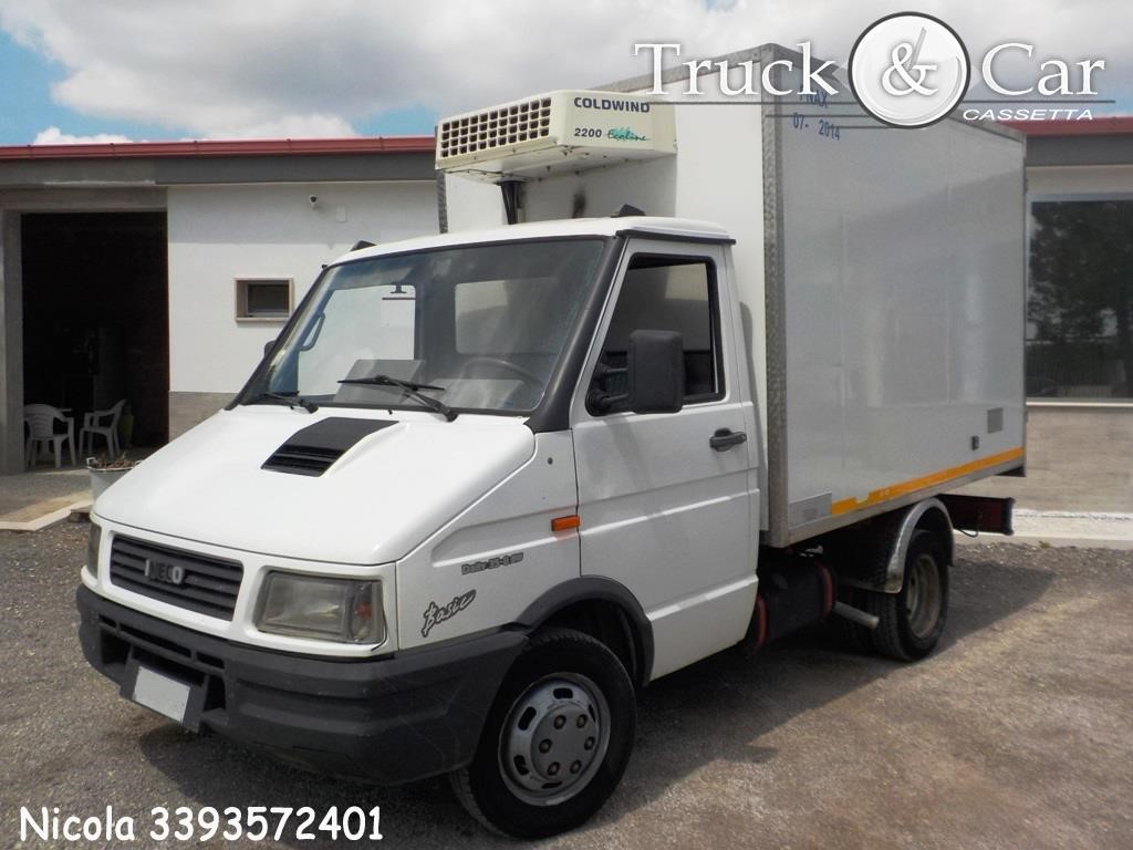 Iveco DAILY 35-8 Second-hand