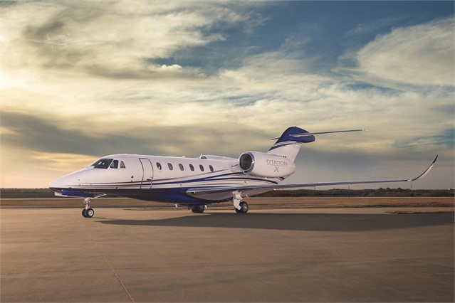 2001 Cessna Citation X For Sale In Fort Worth Texas