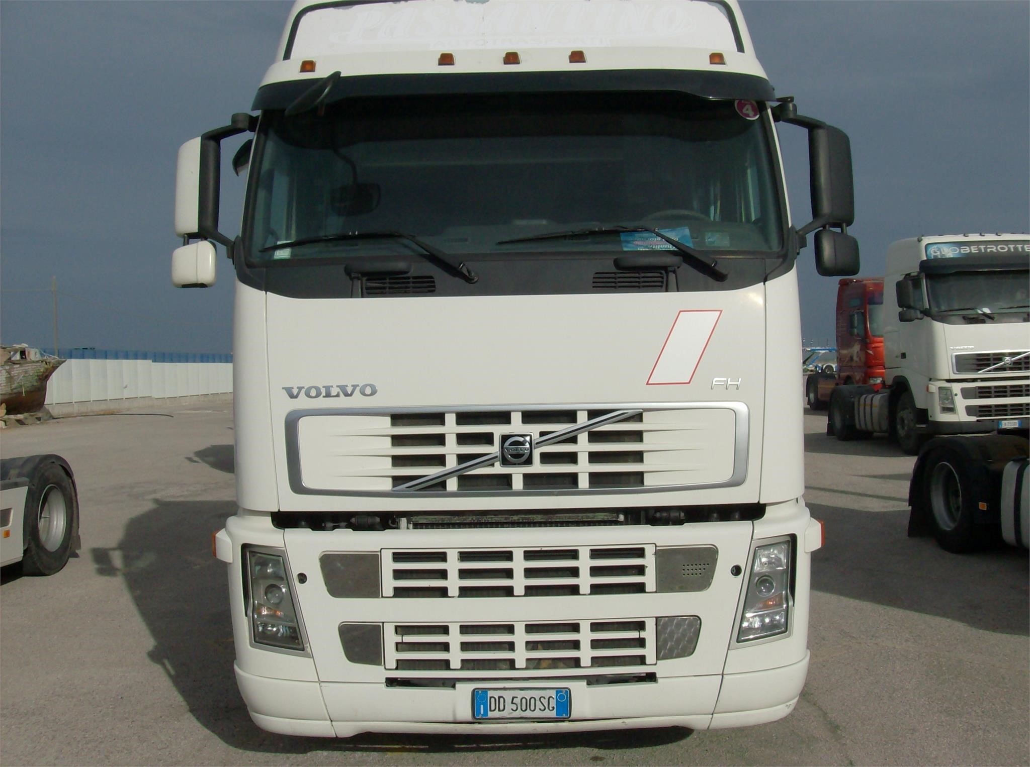 Volvo FH13.480 Second-hand