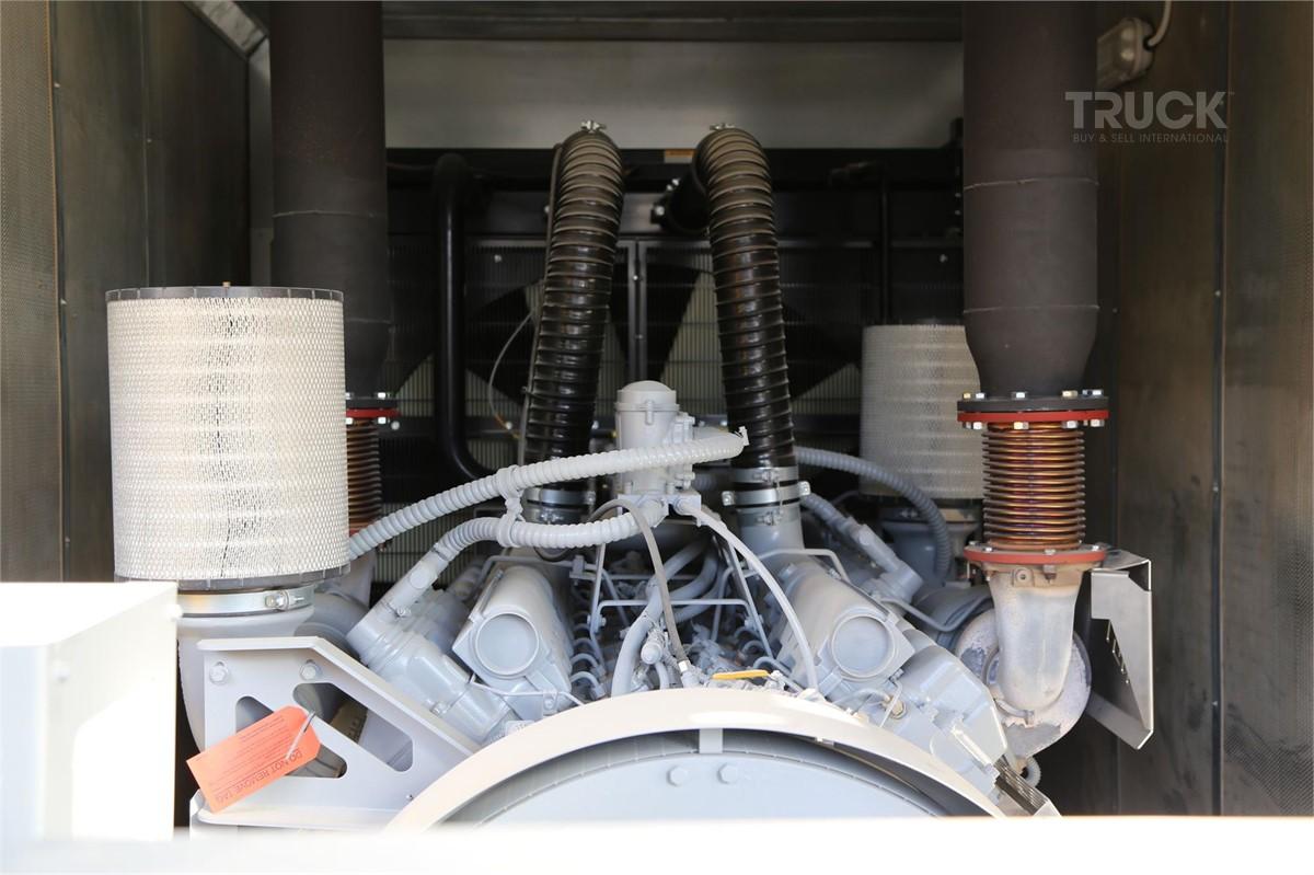 MTU 1250 KVA