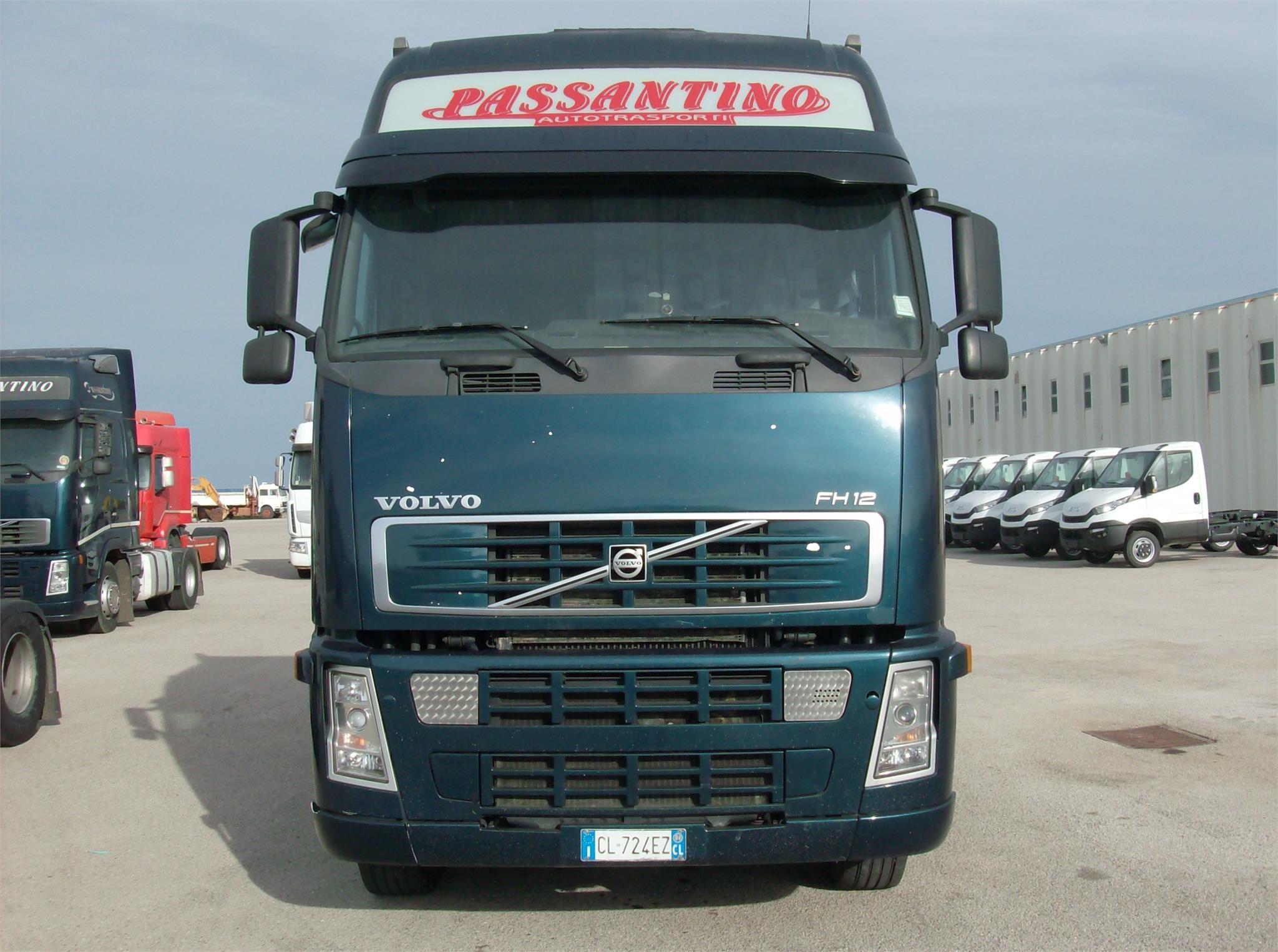 Volvo FH12.460 Usagé