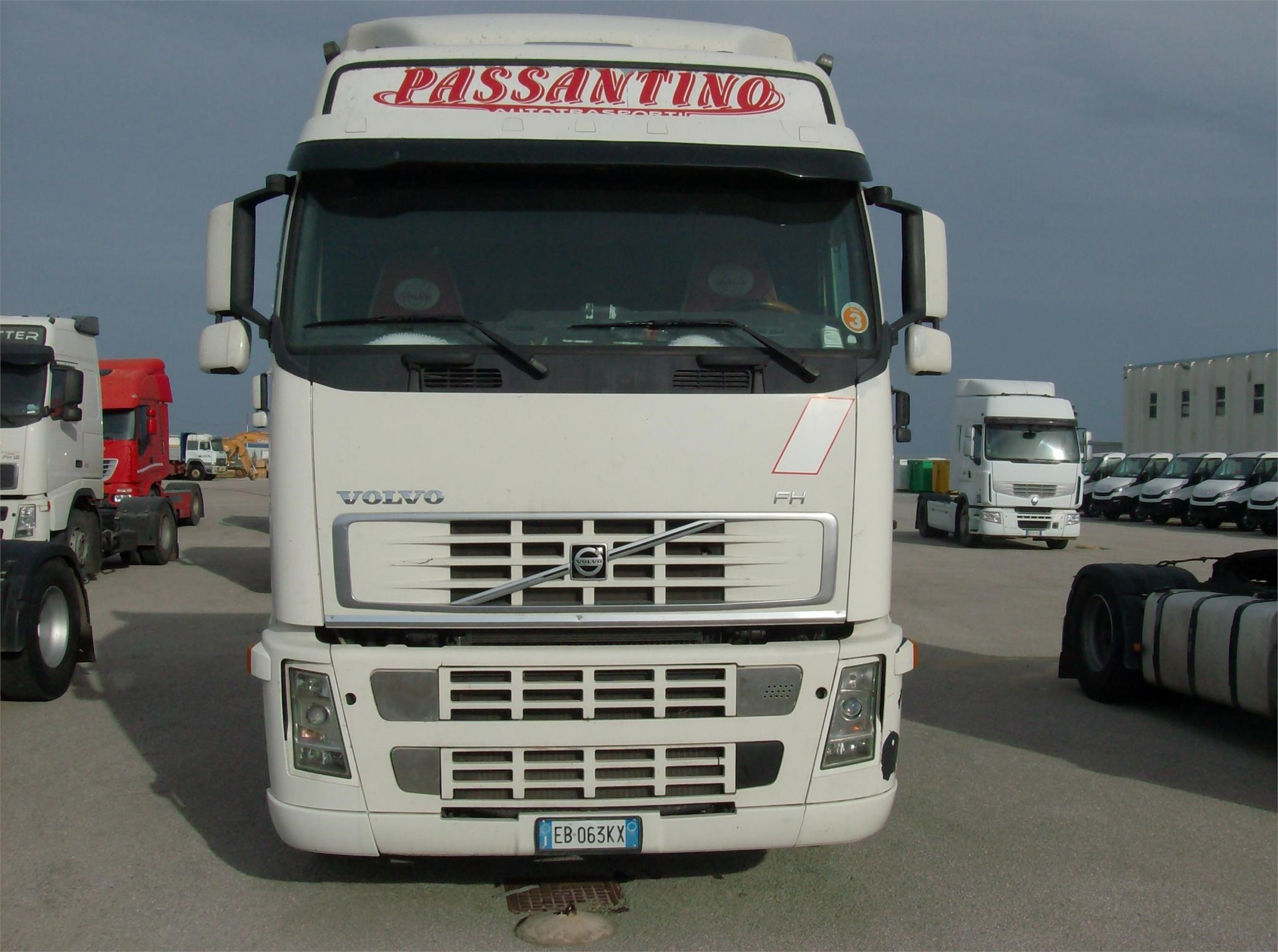 Volvo FH12.460 Second-hand