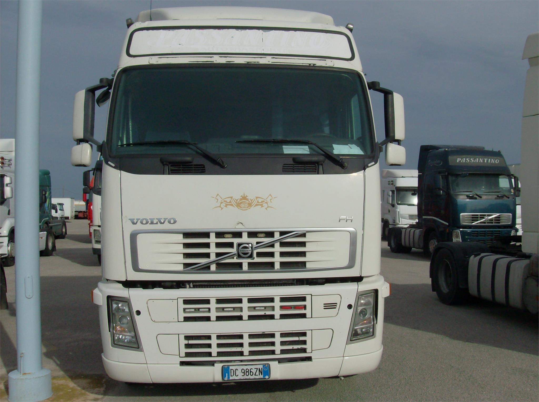 Volvo FH13.480 Usagé