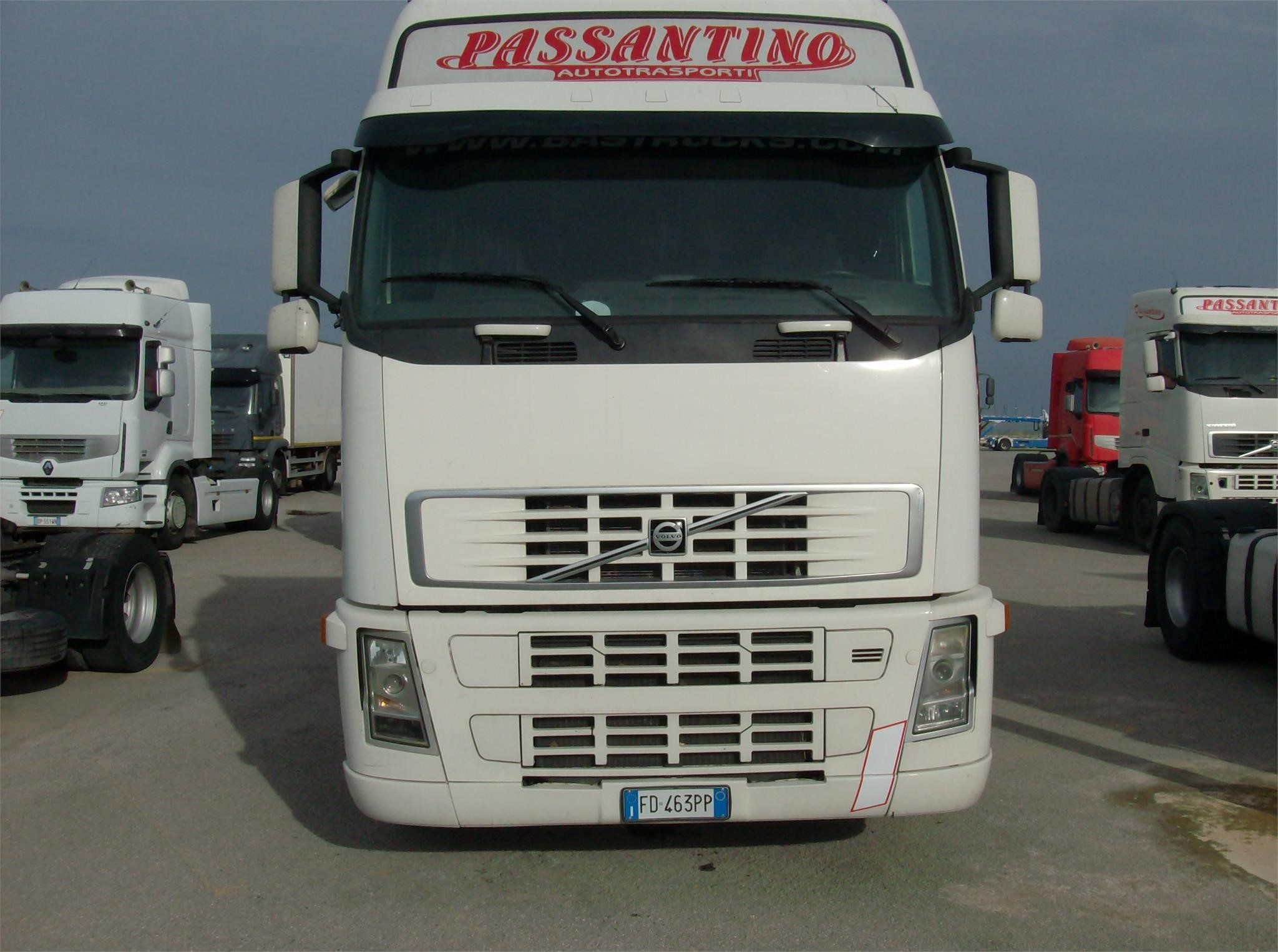 Volvo FH12.420 Second-hand