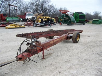 NEW HOLLAND Bale Accumulators / Movers Auction Results - 78 Listings