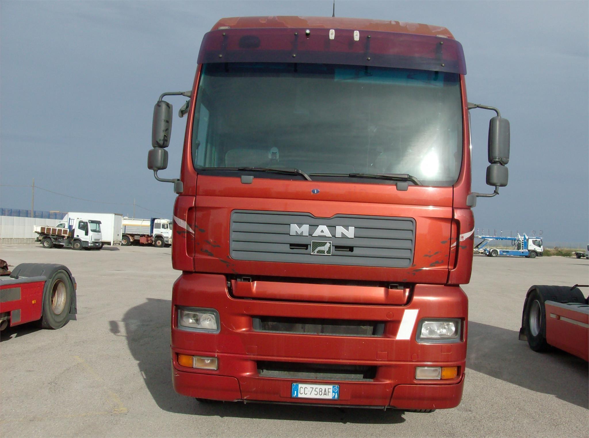 MAN TGA18.510