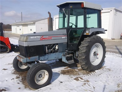 WHITE 40 HP To 99 HP Tractors For Sale In Illinois - 1