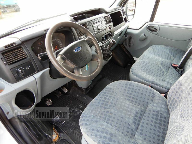 Ford TRANSIT Usato 2007