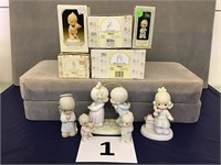 Huge Precious Moments Auction