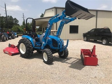 Ls Farm Equipment For Sale By Knox Tractor Co  - 11 Listings