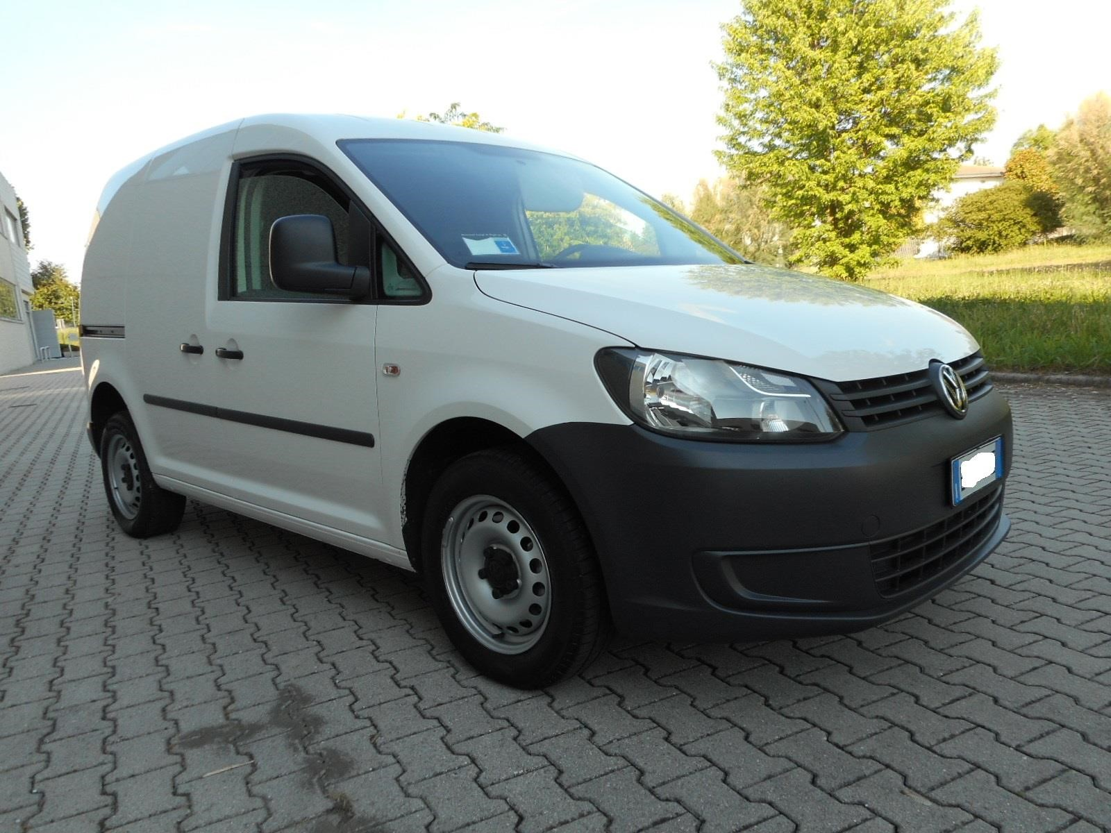 Volkswagen CADDY TDI Usagé
