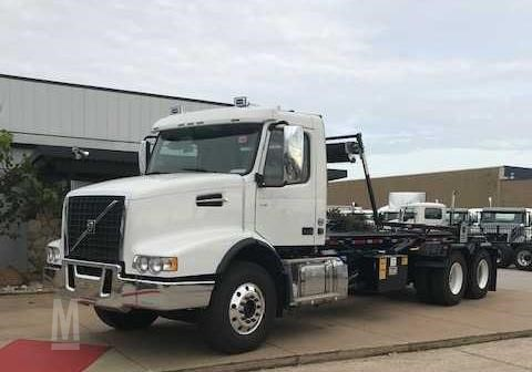 2019 Volvo Vhd64b300 For Sale In Dallas Texas