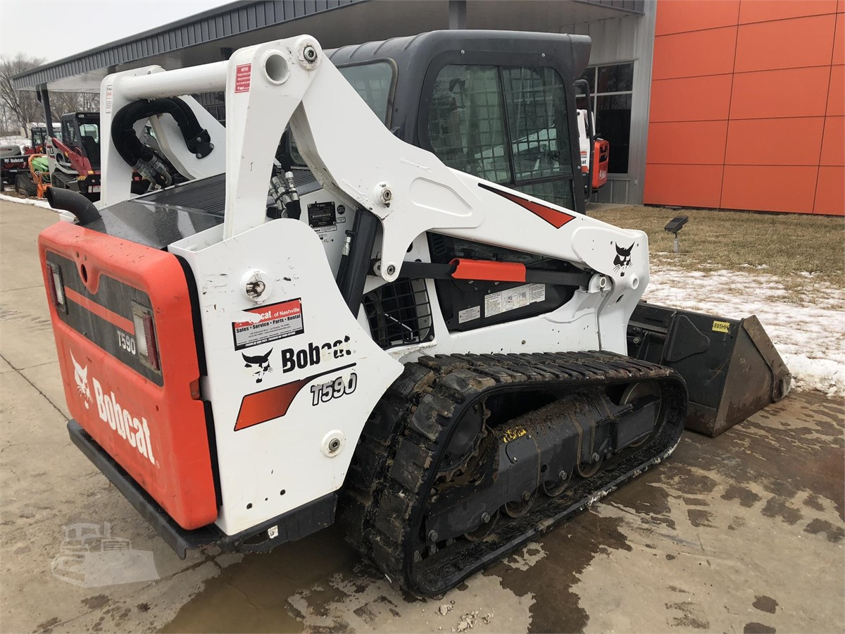2018 BOBCAT T590 For Sale In Columbia, Missouri | www bobcatofmarion com