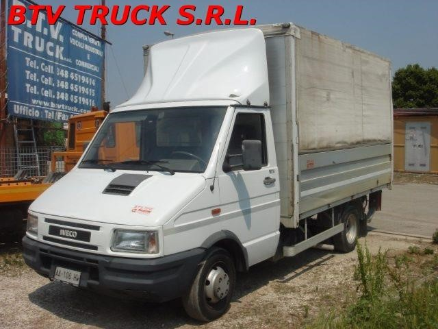Iveco DAILY 49-12 Second-hand