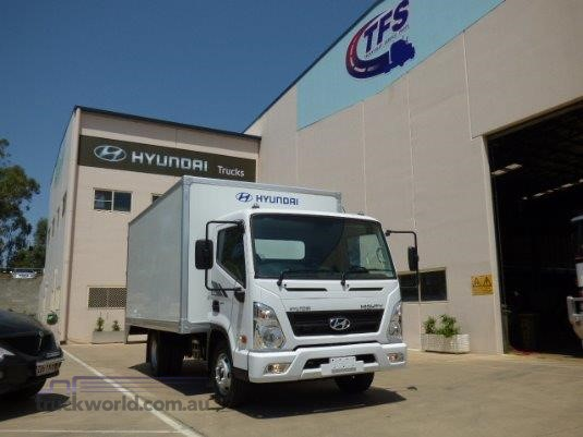 2018 Hyundai Mighty EX4 MWB Trucks for Sale