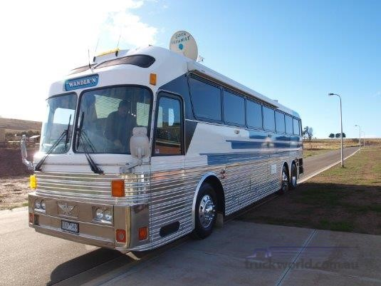 1983 Other Bus other Bill Slatterys Truck & Bus Sales - Buses for Sale