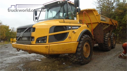 2015 Volvo A30G - Heavy Machinery for Sale