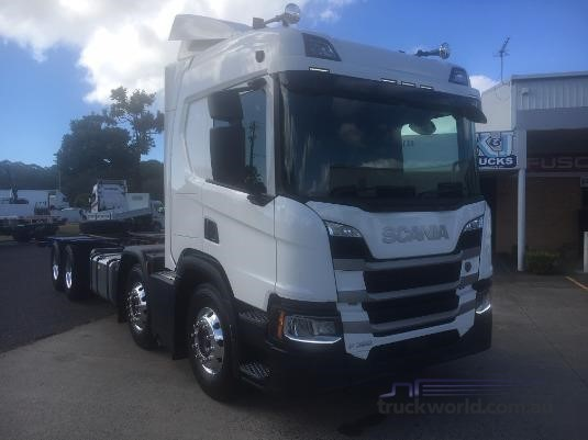 2019 Scania P380 8x2 truck for sale K & J TRUCKS in New