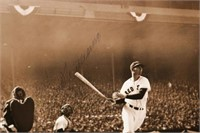 3 PIECE TED WILLIAMS AND JOE DIMAGGIO LOT TO
