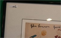 3 PIECE JOHN LENNON LOT TO INCLUDE A LIMITED