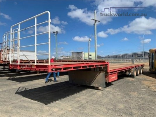 1900 Freighter Drop Deck Trailer - Trailers for Sale