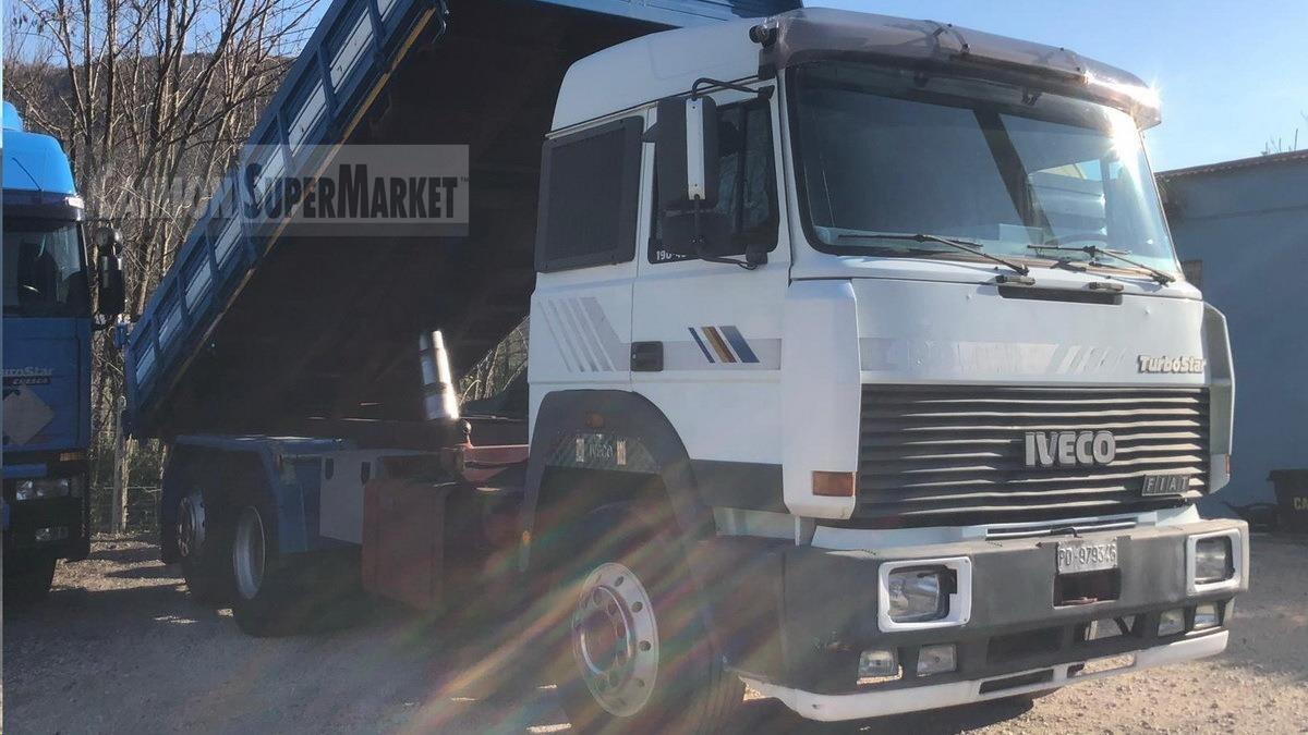 Iveco TURBOSTAR 190-48 Usato 1990 Lazio