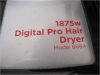 DIGITAL PRO HAIR DRYER