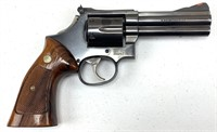 Smith & Wesson Model 586 Revolver