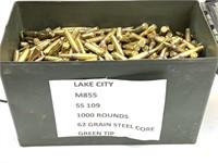 900+ Rounds .223 XM855 Ammunition