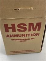 ~500 Rounds .45ACP 230 grain plated ammunition