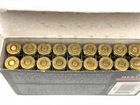 20 Rounds Herter's 7mm Remington Magnum Ammunition