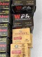 1100+ Rounds TulAmmo 7.62 x 39mm Ammunition