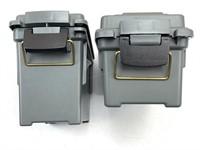 2pc Cabela's Ammo Box