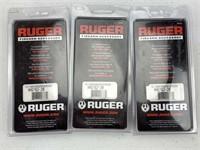 3pc Ruger 7.62 x 39mm 20 Round Magazine