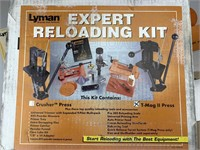 Lyman T-Mag II Expert Reloading Kit