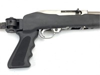 Ruger 10/22 Stainless Steel Semi-Automatic Rifle