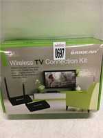 IOGEAR WIRELESS TV CONNECTION KIT