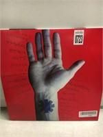 CHILI SEX RED BLOOD RECORD ALBUM