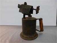 2-Brass Blow Torches and 1-Lantern