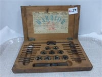 Set of Alphabet Punches, Tap and Die set, (con't)