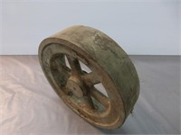 """Pulley 7 3/4"""" x 2"""""""