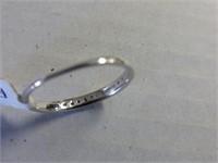 Sterling Diamond Ring (con't)
