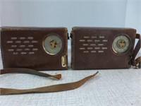 Tray: Light, Scoop, Transister Radios
