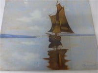 2-Tygesen Original Etchings in Oil Colours
