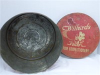 3 Tins-Orchids, Roses, Willards Fine