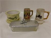 Glassware and More (See Description)